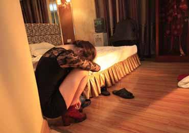 女子患有艾滋病卖淫长达5年被刑拘
