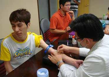 28天疾控中心抽血检测阴性能排除吗