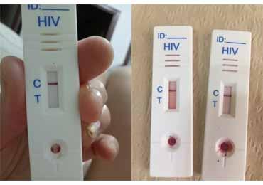 准信艾滋病试纸是假的 来看看网友怎么说