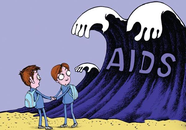wtkj传播艾滋病