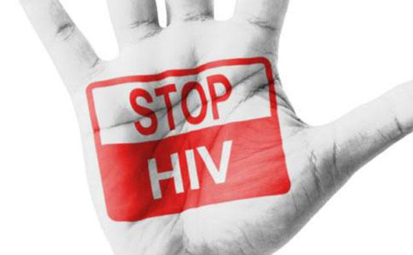 抗击艾滋病