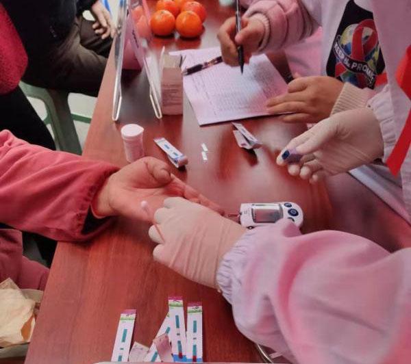hiv试纸检测