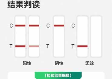 试纸怎么看结果 几道杠是艾滋病
